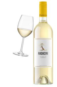 Radacini Blanc de Cabernet, Moldavia