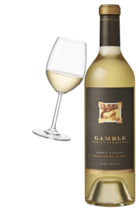GAMBLE FAMILY VINEYARDS GAMBLE VINEYARD SAUVIGNON BLANC 2018