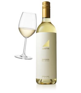 JUSTIN VINEYARDS & WINERY SAUVIGNON BLANC 2018