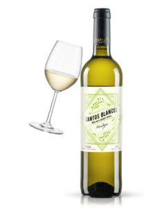Arriezu 2018 Cantos Blancos Made With Organic Grapes Verdejo