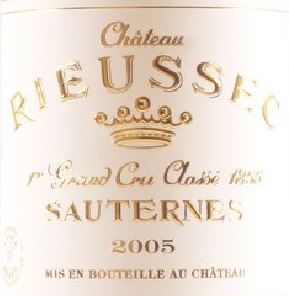 Rieussec 2005